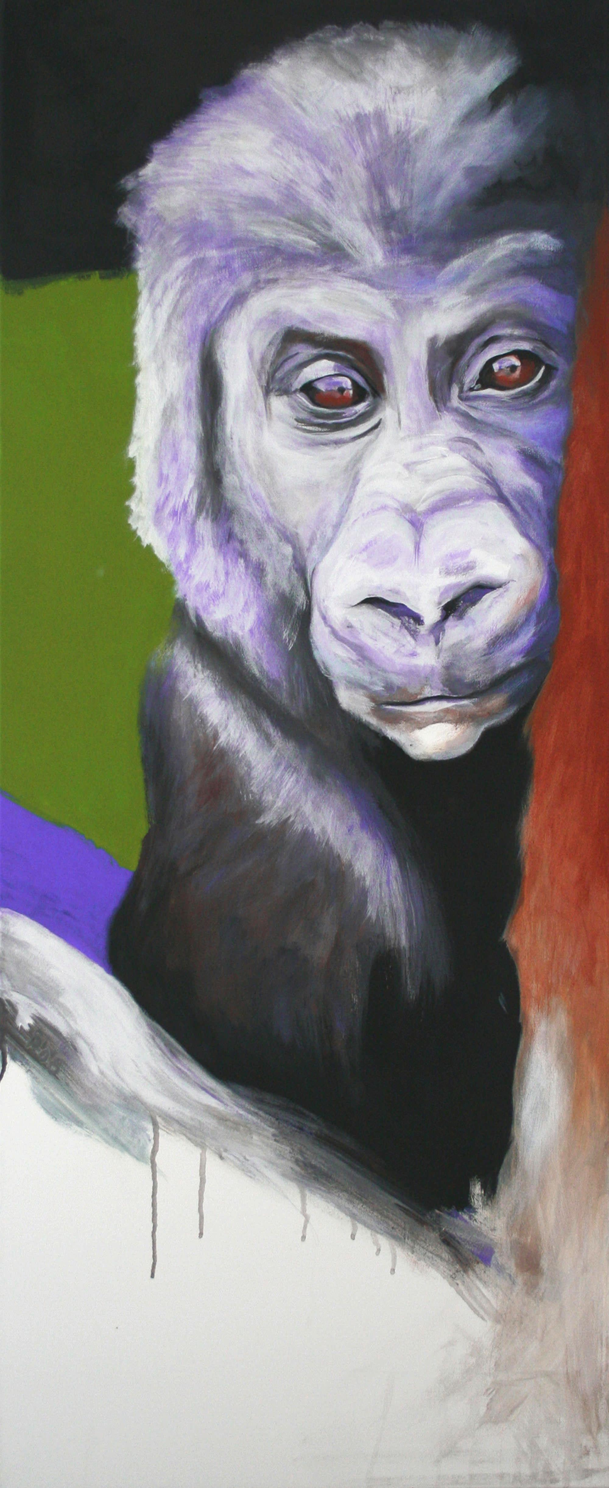 GorillaHochkant