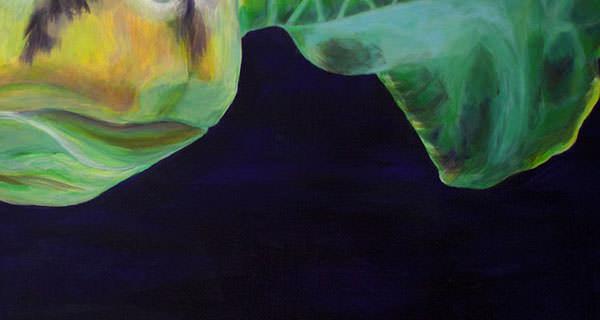 Grüne Meeresschildkröte II